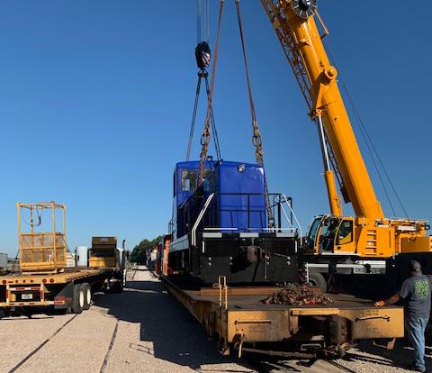 Transload Facilities
